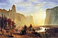 Albert Bierstadt, Yosemite Valley, 1868, oil on canvas, 36 x 54 in. / 91.4 x 137.2 cm, US$750