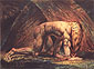 William Blake, Nebuchadnezzar, 1795, oil on canvas, 22.6 x 32 in. / 57.5 x 81.3 cm, US$330
