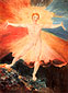 William Blake, Glad Day, 1795, oil on canvas, 80.6 x 60 in. / 31.7 x 23.6 cm, US$300
