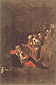 Michelangelo Merisi da Caravaggio, The Adoration of the Shepherds, 1609, oil on canvas, 61.8 x 41.5 in. / 157 x 105.5 cm, US$680