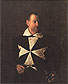 Michelangelo Merisi da Caravaggio, Portrait of Alof-Wignacourt, 1608, oil on canvas, 46.7 x 37.6 in. / 118.5 x 95.5 cm, US$590