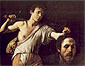 Michelangelo Merisi da Caravaggio, Devid with the Head of Goliath, 1605, oil on canvas, 35.6 x 45.9 in. / 90.5 x 116.5 cm, US$580