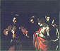 Michelangelo Merisi da Caravaggio, Martyrdom of St. Ursula, 1609-10, oil on canvas, 48.5 x 56.1 in. / 123.2 x 142.4 cm, US$550