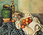 Paul Cézanne, Still Life, 1890-94, oil on canvas, 25.8 x 32.1 in. / 65.5 x 81.5 cm, US$290