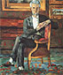 Paul Cézanne, Portrait of Victor Chocquet, 1879-82, oil on canvas, 21.7 x 18 in. / 55.2 x 45.6 cm, US$200