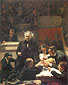 Thomas Eakins, The Surgical Clinic of Professor Gross, oil on canvas, 48 x 39 in. / 121.9 x 98.9 cm, US$600
