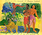 Paul Gauguin, The Messengers of Oro, 1893, oil on canvas, 26.4 x 32 in. / 66.9 x 81.3 cm, US$280