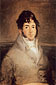 Francisco de Goya, Isidro Maiquez, 1807, oil on canvas, 30.3 x 22.8 in. / 77 x 58 cm, US$310.