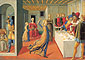 Bennozo Gozzoli, The Dance of Salome, 1461, oil on canvas, 22.6 x 32 in. / 57.4 x 81.3 cm, US$399
