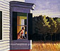 Cape Cod Morning, 1950, oil on canvas, 34 x 40 in / 86.4 x 101.6 cm, US$355