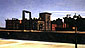 Edward Hopper, Manhattan Bridge Loop, 1928, oil on canvas, 18 x 30.7 in. / 45.7 x 78.1 cm, US$250