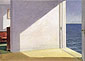 Edward Hopper, Rooms by the Sea, 1951, oil on canvas, 29 x 40 in. / 73.7 x 101.6 cm, US$350