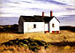 Edward Hopper, Ryder's House, 1933, oil on canvas, 36 x 50 in / 91.4 x 127 cm, US$380