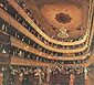 Gustav Klimt, Auditorium in the Old Burgtheater | Zuschauerraum im alten Burgtheater, Wien, 1888, oil on canvas, 31.5 x 29.9 in. / 82 x 92 cm, US$550