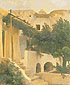 Lord Frederic Leighton, Garden of a House at Capri, 1859, oil on canvas, 25 x 20.2 in. / 63.6 x 51.4 cm, US$270