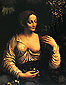 Flora, 1517-1521, oil on canvas, 30 x 24.8 in / 76.2 x 63 cm, US$300