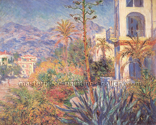 Claude Monet, Bordighera (W 856), 1884, oil on canvas, 29 x 36.4 in. / 73.7 x 92.4 cm, US$515
