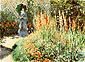 Claude Monet, Gladioli | Les Glaieuls, 1876, oil on canvas, 23.6 x 32.1 in. / 60 x 81.5 cm,US$260
