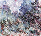 Claude Monet, The House among the Roses, 1925, oil on canvas, 36.2 x 28.7 in. / 92 x 73 cm, US$330