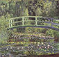 Claude Monet, The Water Lily Garden | The Water Lily Pond | Water Lilies and Japanese Bridge | Le Bassin aux Nypheas (W 1509), 1899, oil on canvas, 35.6 x 35.3 in. / 90.5 x 89.7 cm, US$350