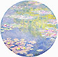 Claude Monet, Water Lilies, 1908, oil on canvas, 31.5 x 31.5 in. / 80 x 80 cm, US$300