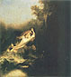 Rembrandt van Rijn, The Abduction of Proserpine, 1631, oil on canvas, 33.4 x 31.4 in. / 84.8 x 79.7 cm, US$340