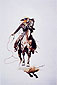 Frederic Remington, Cowboy With Lariat, oil on canvas, 32.2 x 21.6 in. / 81.7 x 54.8 cm, US$310