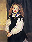 Mlle Legrand, 1875, oil on canvas, 24 x 18.1 in / 61 x 46 cm, US$235