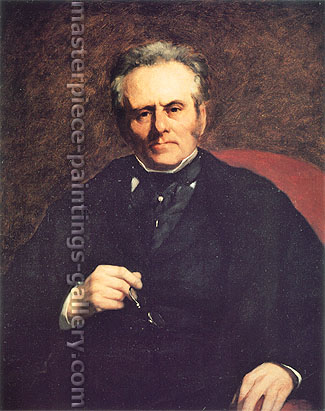 Pierre-Auguste Renoir, Portrait of William Sisley, 1864, oil on canvas, 32.1 x 25.8 in. / 81.5 x 65.5 cm, US$310