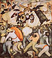 Diego Rivera, The Burning of the Judases, 1923-24, oil on canvas, 51.7 x 46.1 in. / 131.4 x 117 cm, US$530