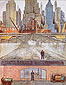 Diego Rivera, Frozen Assets, 1931, oil on canvas, 56.5 x 44.4 in. / 143.4 x 112.8 cm, US$570