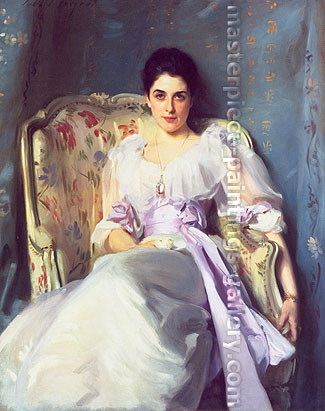 John Singer Sargent, Lady Agnew of Lochnaw, 1892, oil on canvas, 49.5 x 39.5 in. / 125.7 x 100.3 cm, US$690