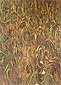 Vincent van Gogh, Ears of Wheat, 1890 (JH 2034), oil on canvas, 25.4 x 19 in. / 64.5 x 48.5 cm, US$280